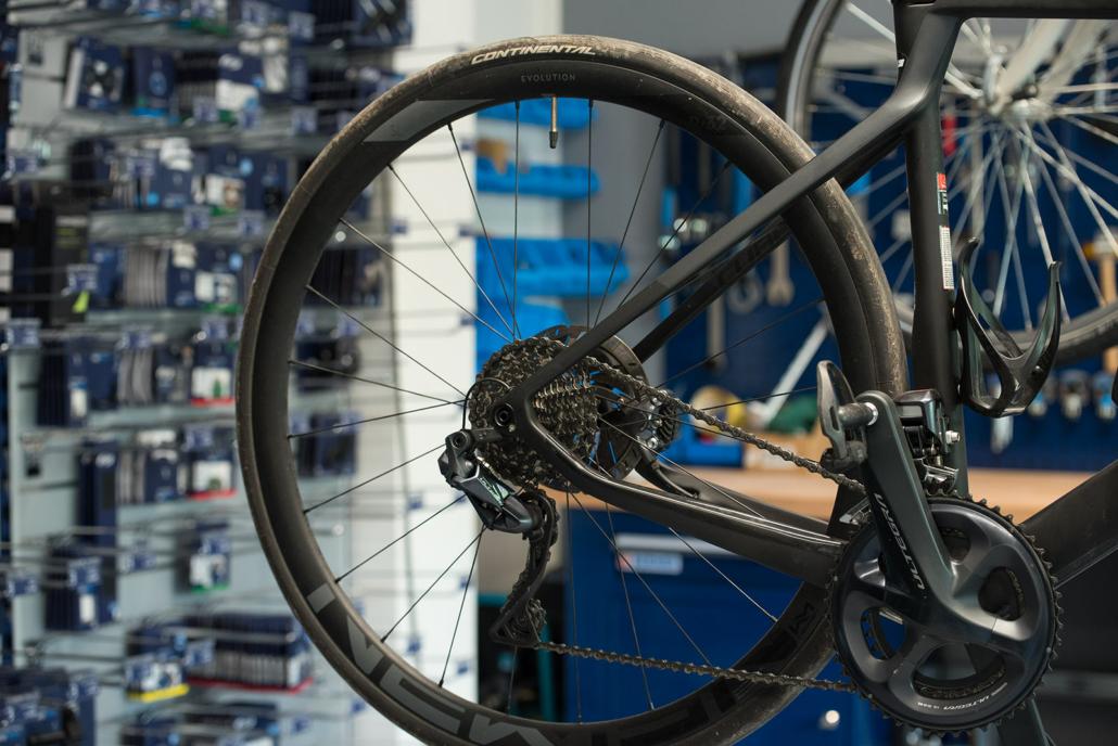 fahrradreparatur salzburg