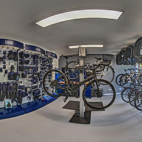 service, verkauf und reparatur für fahrräder in elsbethen salzburg